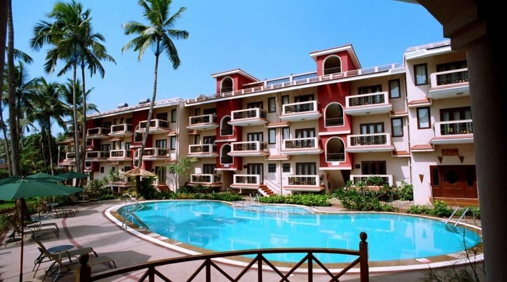 Holidays at Lazylagoon Sarovar Portico Suites Hotel in Arpora, India
