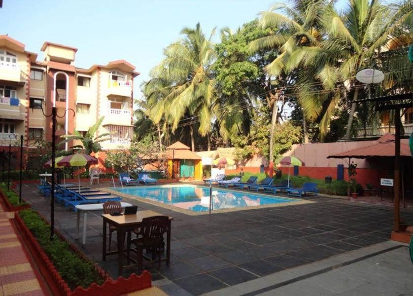 Holidays at Park Avenue Hotel in Calangute, India