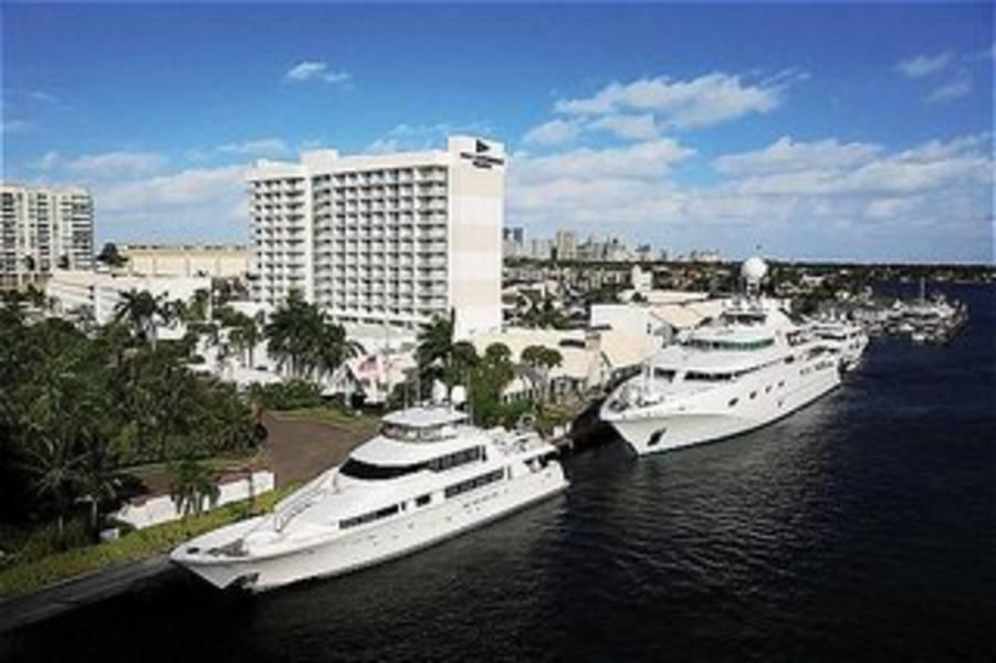 Holidays at Hilton Fort Lauderdale Marina Hotel in Fort Lauderdale, Florida