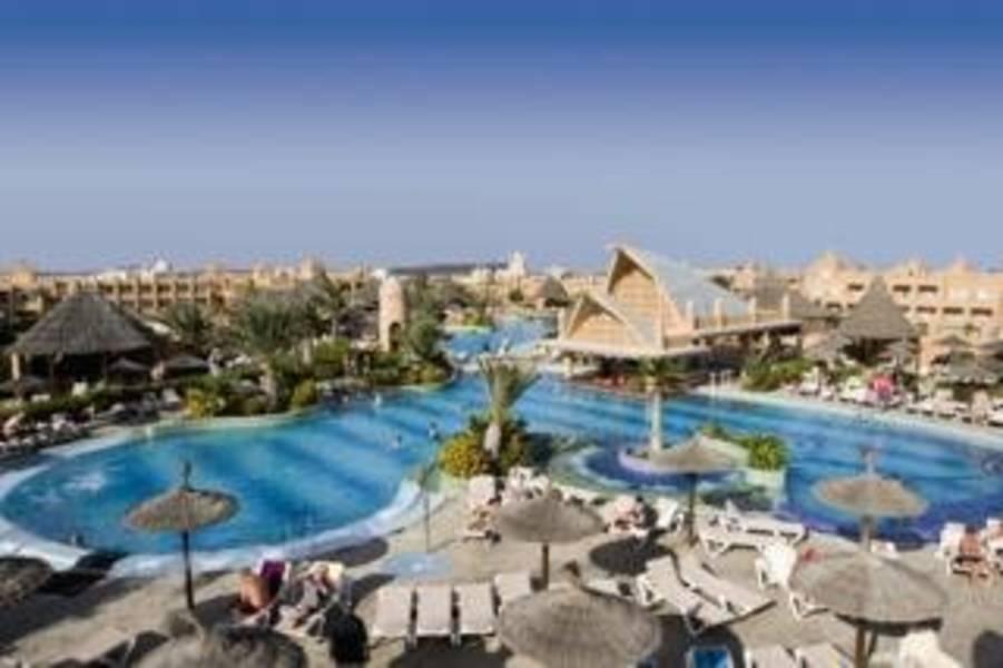 Holidays at Clubhotel Riu Garopa in Sal, Cape Verde