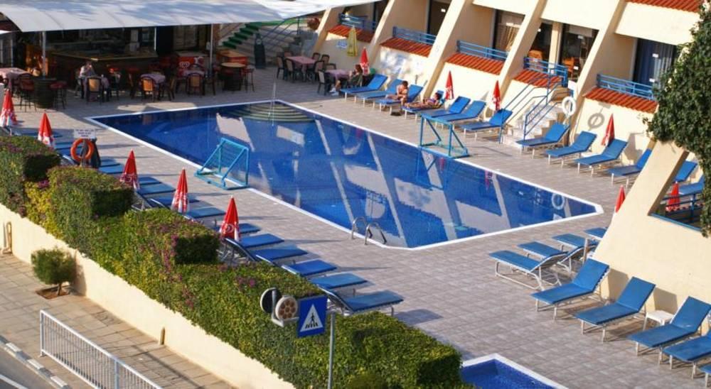 Holidays at Napa Prince Apartments in Ayia Napa, Cyprus