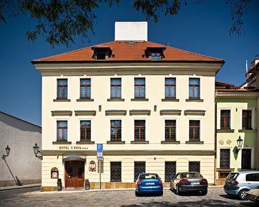 Holidays at U Pava Hotel in Prague, Czech Republic