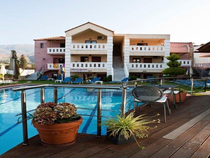 Holidays at Kokalas Resort Hotel in Georgioupolis, Crete