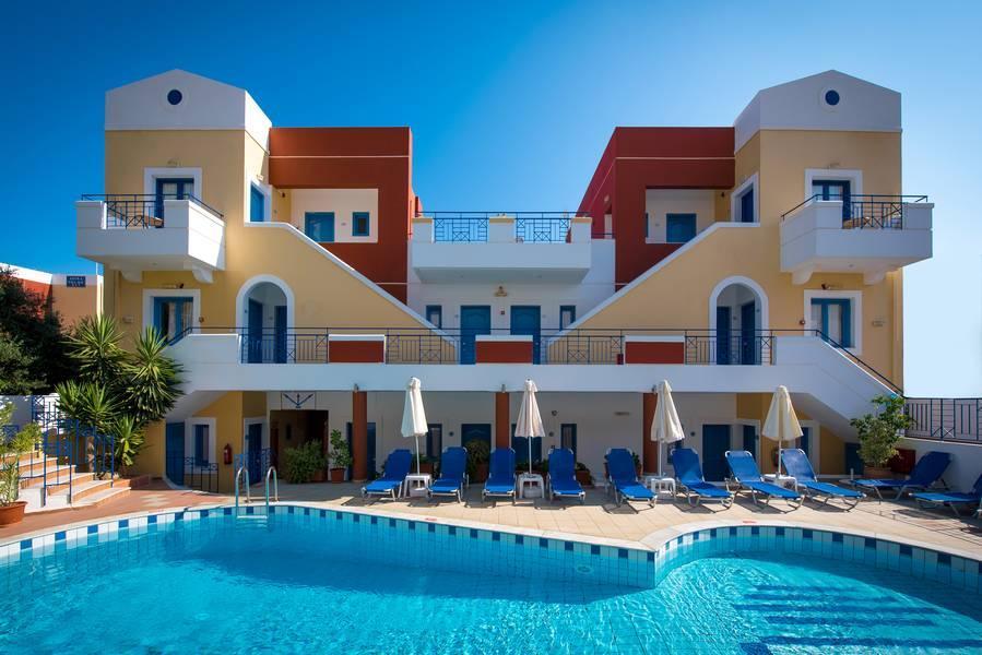Holidays at Astra Village Apartments in Koutouloufari, Hersonissos