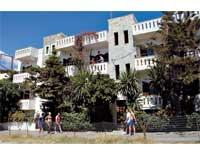 Holidays at Irene Studios in Malia, Crete