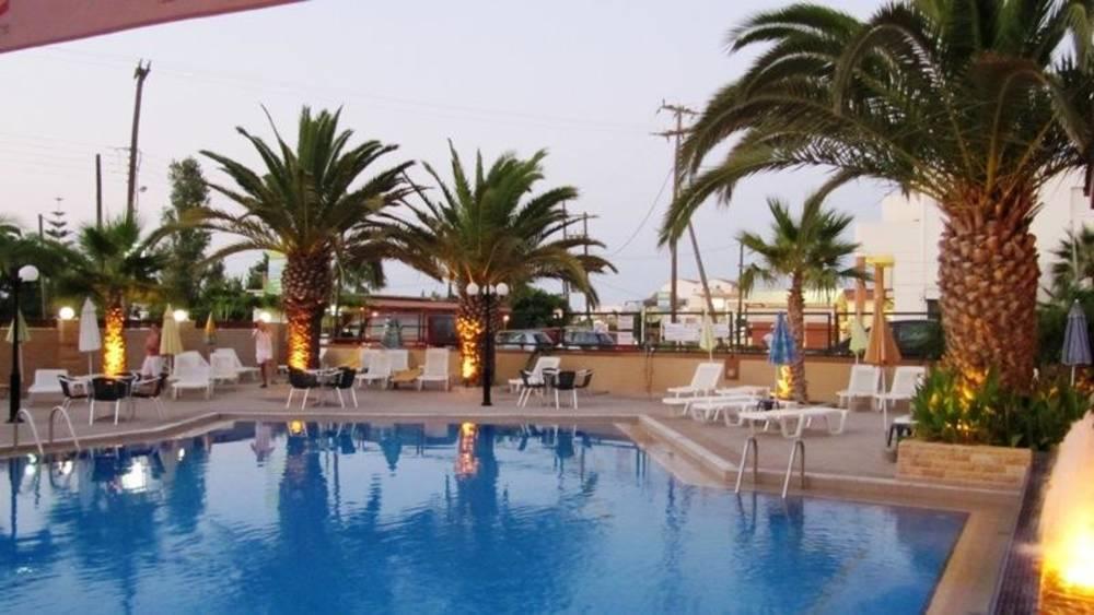 Holidays at Palladion Hotel in Adelianos Kampos, Rethymnon