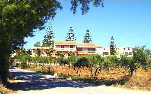 Holidays at Belle Helene Apartments in Platanias Rethymnon, Rethymnon
