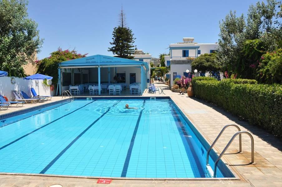 Holidays at Galeana Beach Apartments in Platanias Rethymnon, Rethymnon