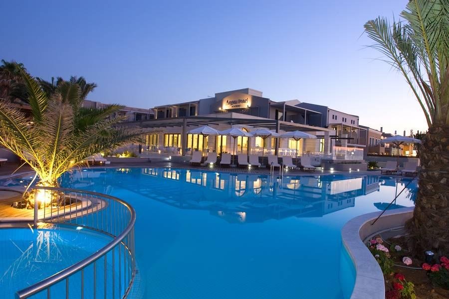 Holidays at Sentido Aegean Pearl Hotel and Spa in Rethymnon, Crete