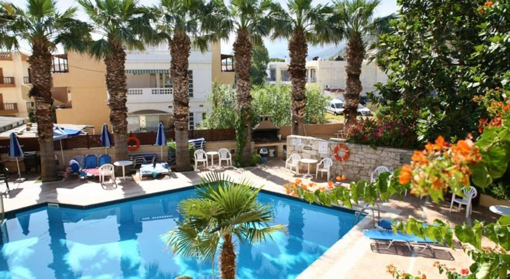 Holidays at Latania Apartments in Stalis, Crete