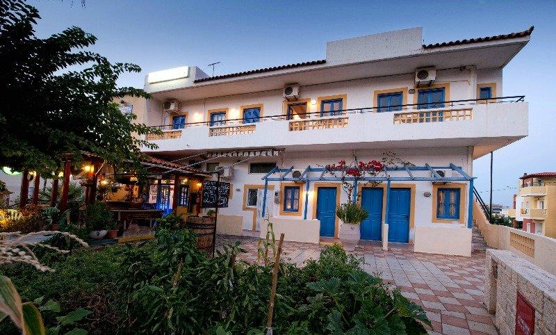 Holidays at Vasilakis Apartments in Stalis, Crete