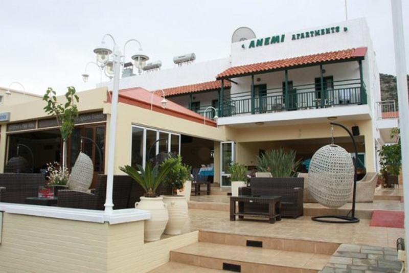 Holidays at Anemi Apartments in Stalis, Crete