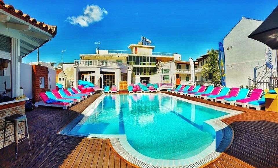Holidays at Trabukos Beach Complex in Kavos, Corfu