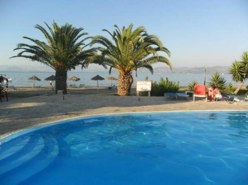 Holidays at Sailors Apartments in Kavos, Corfu