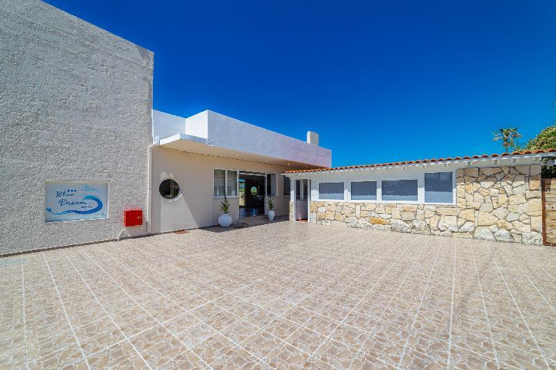 Holidays at Blue Dreams Apartments in Scaleta Rethymnon, Rethymnon