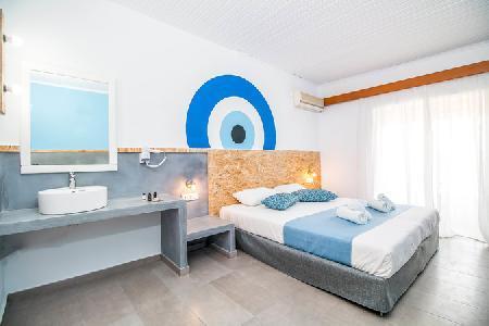 Holidays at Tinas Plus Hotel in Faliraki, Rhodes