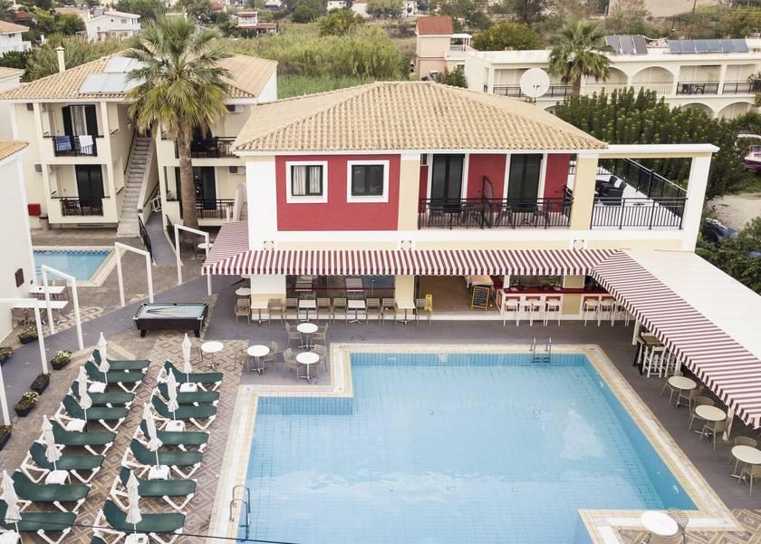 Holidays at Cactus Apartments in Laganas, Zante