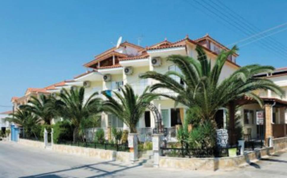 Holidays at Alkyonis Hotel in Laganas, Zante