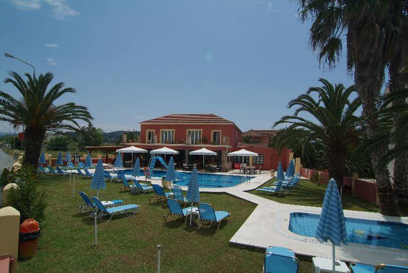 Holidays at Christina Studios and Apartments in Sidari, Corfu