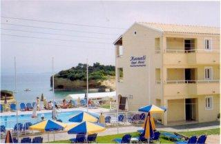 Holidays at Kanali Apartments in Sidari, Corfu