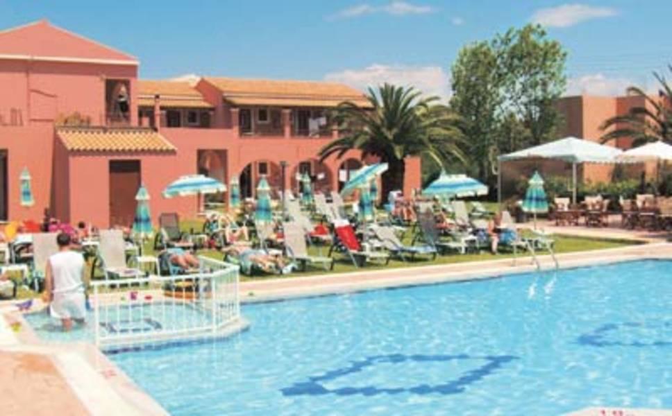 Holidays at Koursaros Apartments in Sidari, Corfu