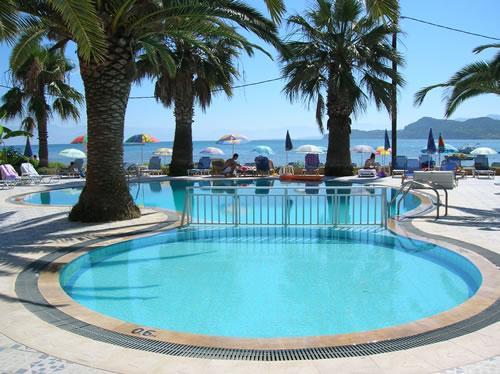 Holidays at Maria Beach Hotel and Apartments in Sidari, Corfu