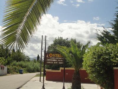 Holidays at Ostria Apartments in Sidari, Corfu