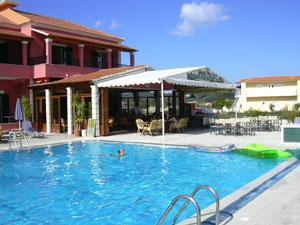 Holidays at Spiros Apartments in Sidari, Corfu
