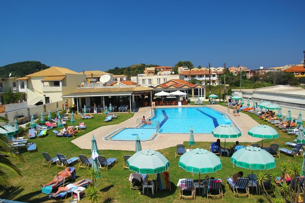 Holidays at Tondoris Studios & Apartments in Sidari, Corfu