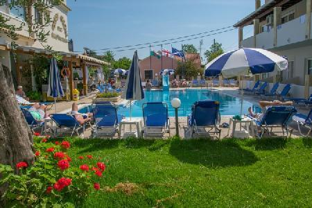 Holidays at Olive Grove Apartments in Sidari, Corfu