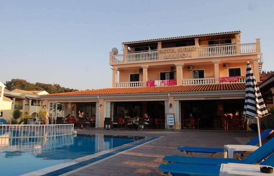 Holidays at Alkyon Hotel in Sidari, Corfu