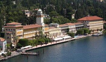 Holidays at Grand Hotel in Gardone Riviera, Lake Garda