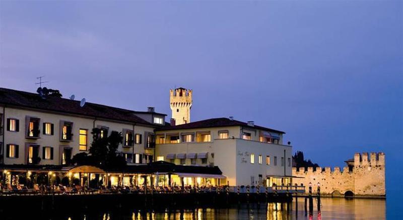 Holidays at Grand Terme Hotel in Sirmione, Lake Garda