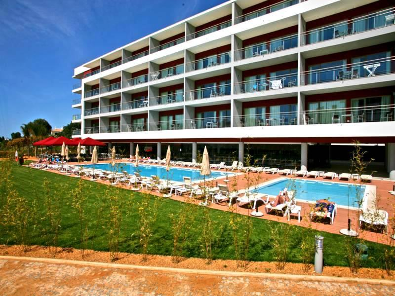 Holidays at Areias Village Apartments in Albufeira, Algarve