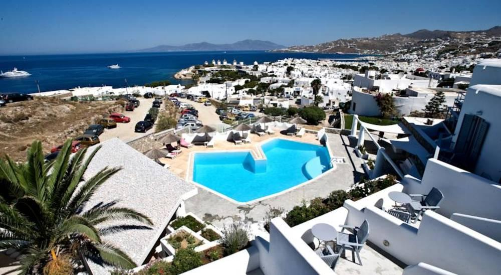 Holidays at Ilio Maris Hotel in Mykonos Town, Mykonos