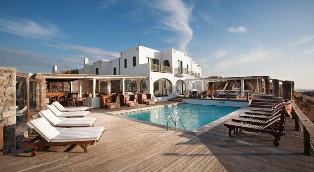 Holidays at Tharroe of Mykonos Hotel in Mykonos Town, Mykonos