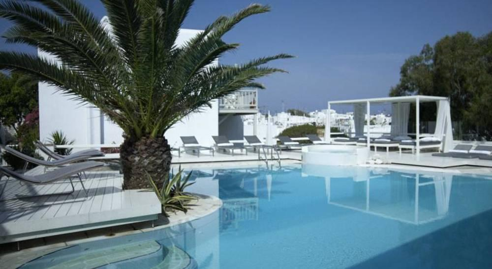 Holidays at Semeli Hotel in Mykonos Town, Mykonos