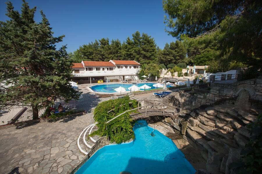 Holidays at Macedonian Sun Hotel in Kalithea Halkidiki, Halkidiki