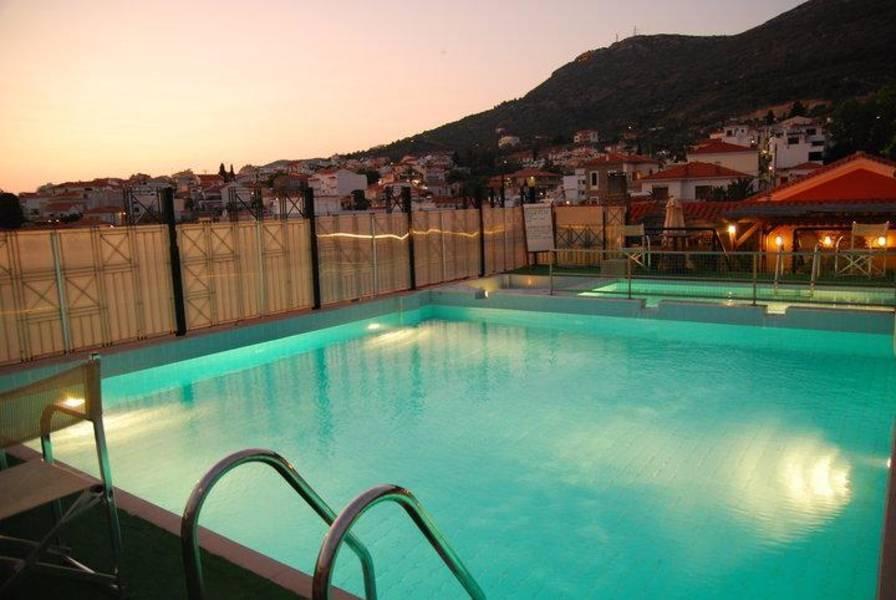 Holidays at Aeolis Hotel in Samos Town, Samos