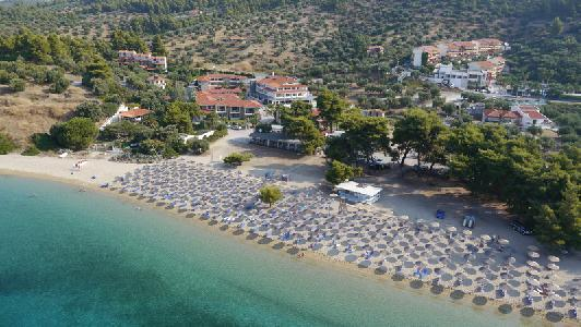 Holidays at Lagomandra Hotel in Neos Marmaras, Halkidiki