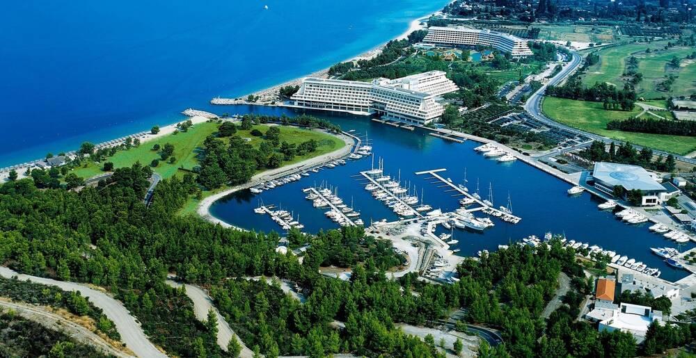 Holidays at Porto Carras Meliton Thalasso and Spa Hotel in Neos Marmaras, Halkidiki