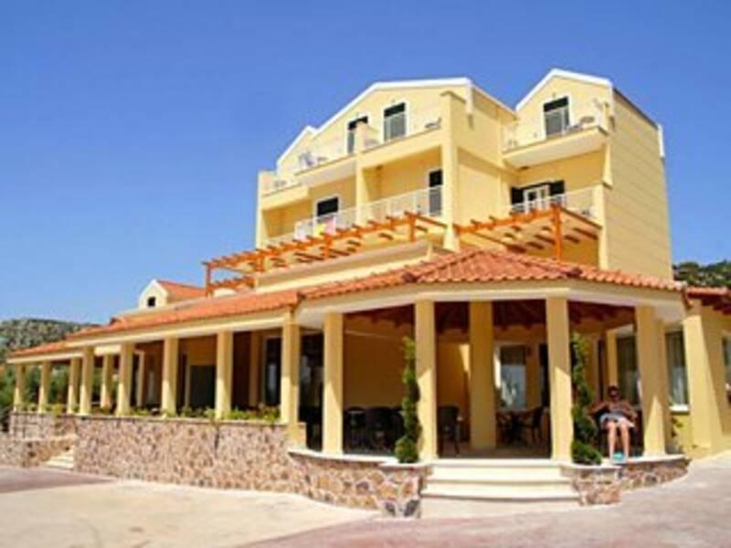 Holidays at Lassi Hotel in Lassi, Kefalonia
