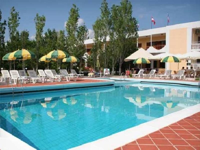 Holidays at Galaxy Hotel in Fanari, Argostoli