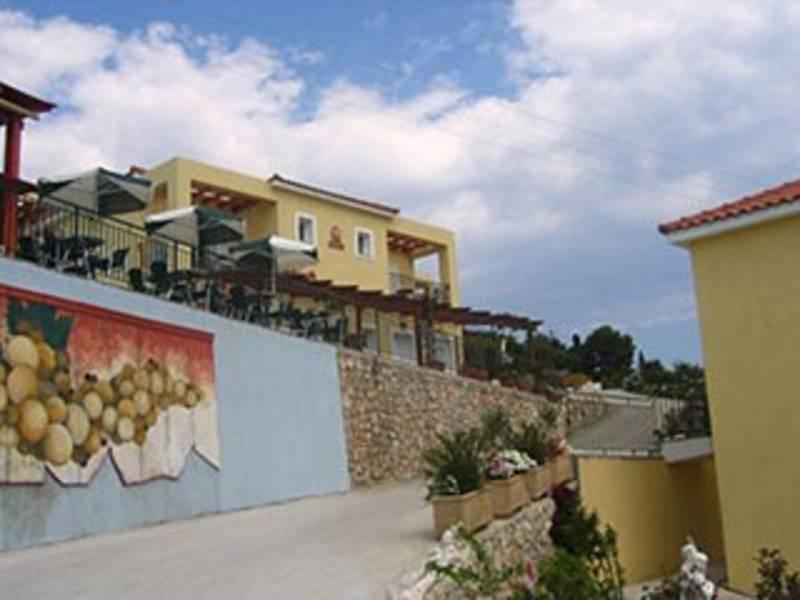 Holidays at Marias Garden Villas in Lassi, Kefalonia
