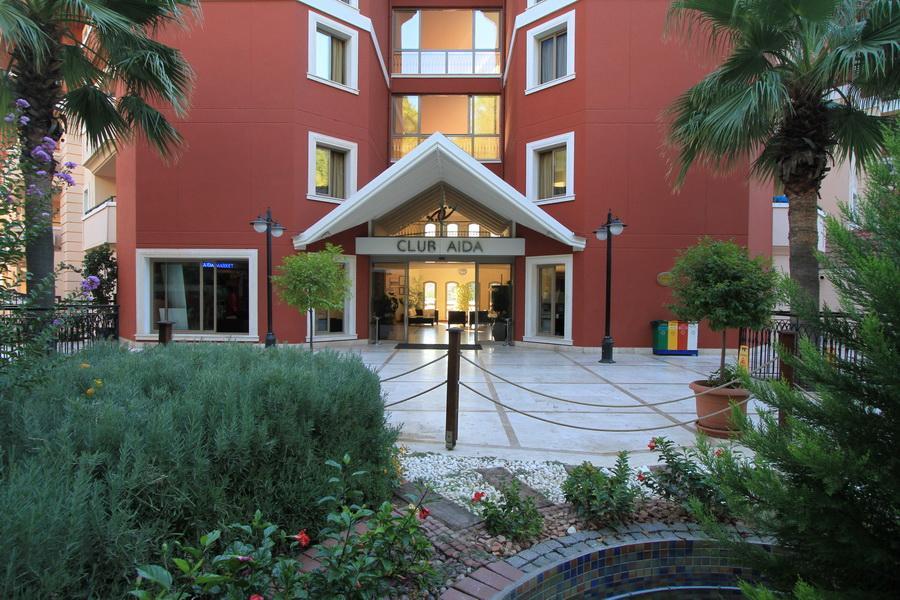 Club Aida Apartments Marmaris Dalaman Region Turkey