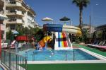 Water Slides at Club Aida Apartments