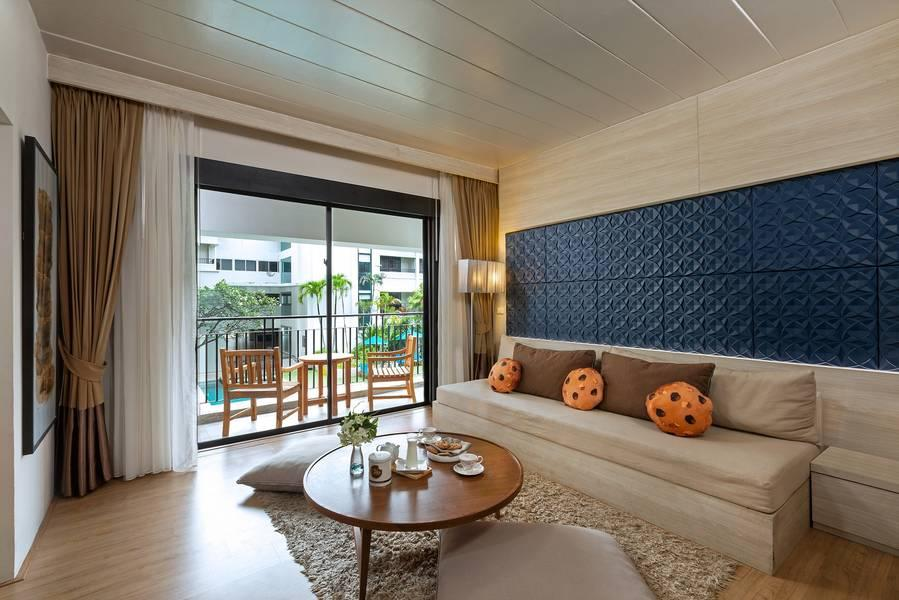 Holidays at Banthai Beach Resort & Spa in Phuket Patong Beach, Phuket