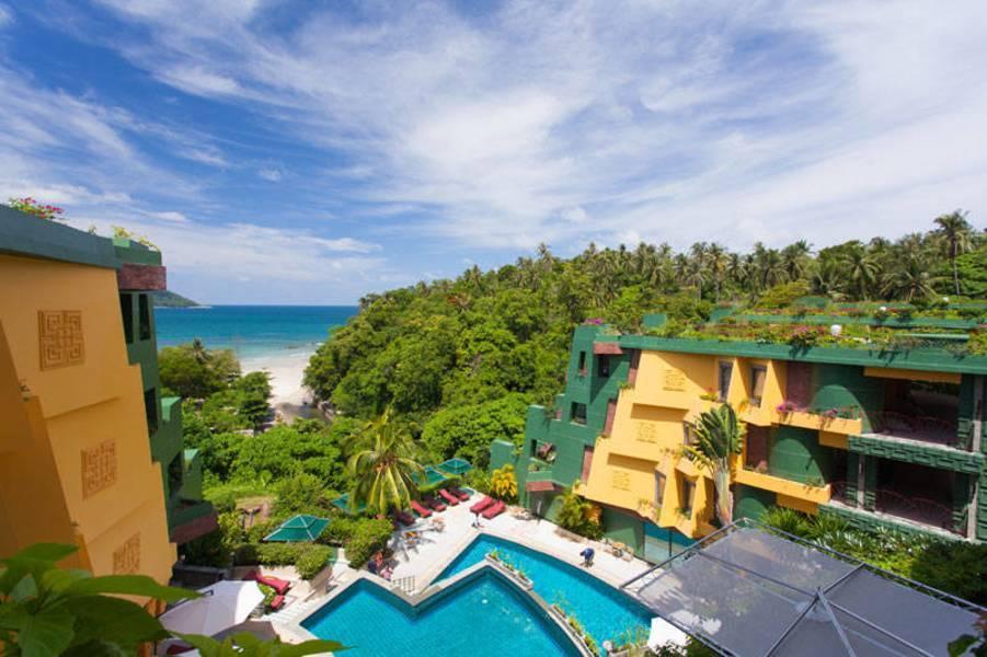 Holidays at Aspasia Phuket Hotel in Phuket Kata Beach, Phuket