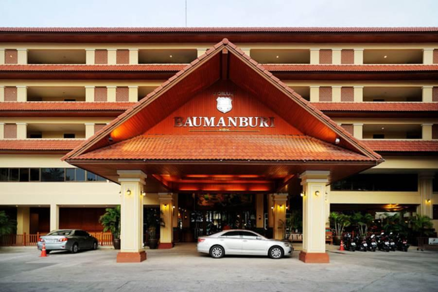 Holidays at Baumanburi Hotel in Phuket Patong Beach, Phuket