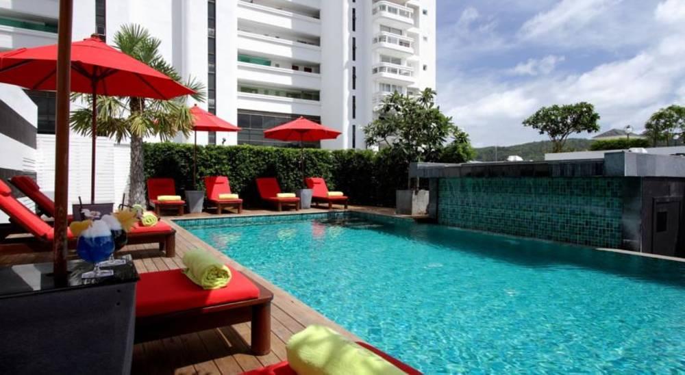 Holidays at BYD Lofts Boutique Hotel & Serviced Apartments in Phuket Patong Beach, Phuket